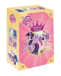 My Little Pony Princess Collection Boxed Set by G M Berrow