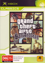 Grand Theft Auto: San Andreas for Xbox
