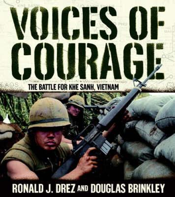 Voices of Courage by Ronald J. Drez image