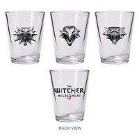 The Witcher 3: The Wild Hunt Shot Glass Set image