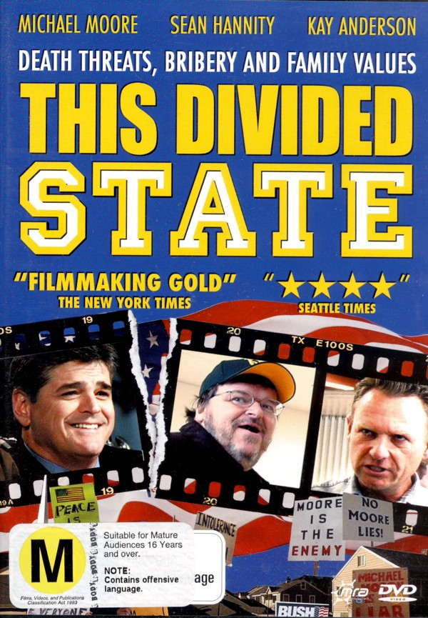 This Divided State on DVD image