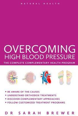 Overcoming High Blood Pressure by Sarah Brewer image