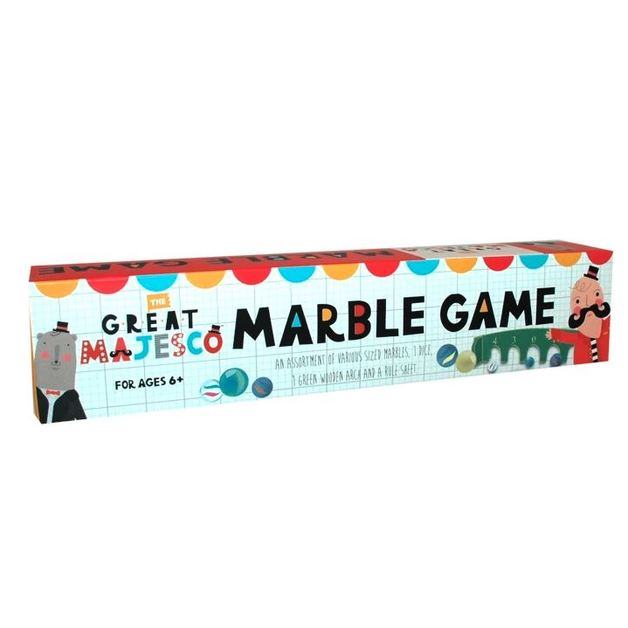 The Great Majesco: Marble Game