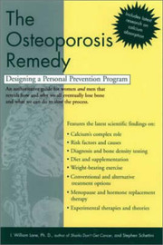 The Osteoporosis Remedy by I.William Lane image