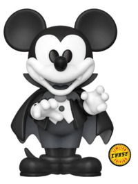 Disney: Mickey Vampire - Soda Vinyl Figure + Collector Can