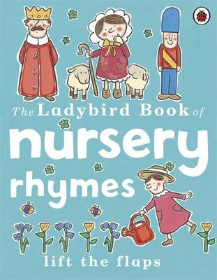 The Ladybird Book of Nursery Rhymes by Ladybird image