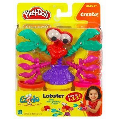 Play-doh Ez 2 Do Ocean Friends, Lobster