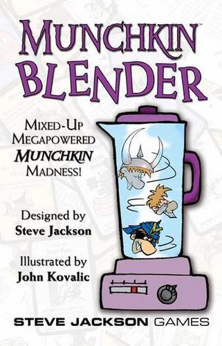 Munchkin Blender Expansion