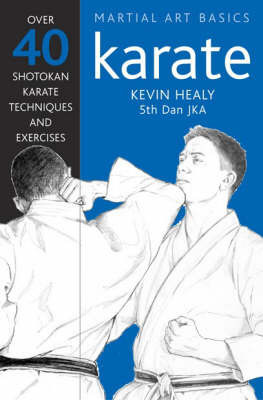 Karate Cards by Kevin Healy