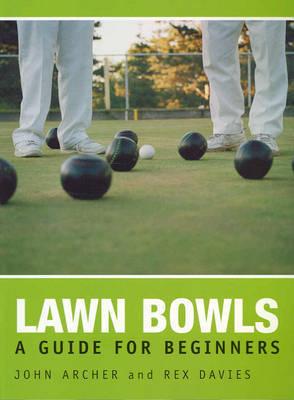 Lawn Bowls by Rex Davies