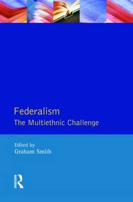 Federalism by Graham Smith image