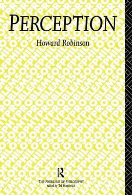 Perception by Howard Robinson image