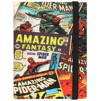 Marvel Retro A7 Pocket Notebook