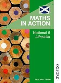Maths in Action National 5 Lifeskills by Robin Howat