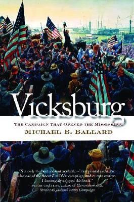 Vicksburg by Michael B Ballard