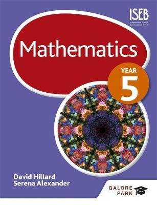 Mathematics Year 5 by Serena Alexander image