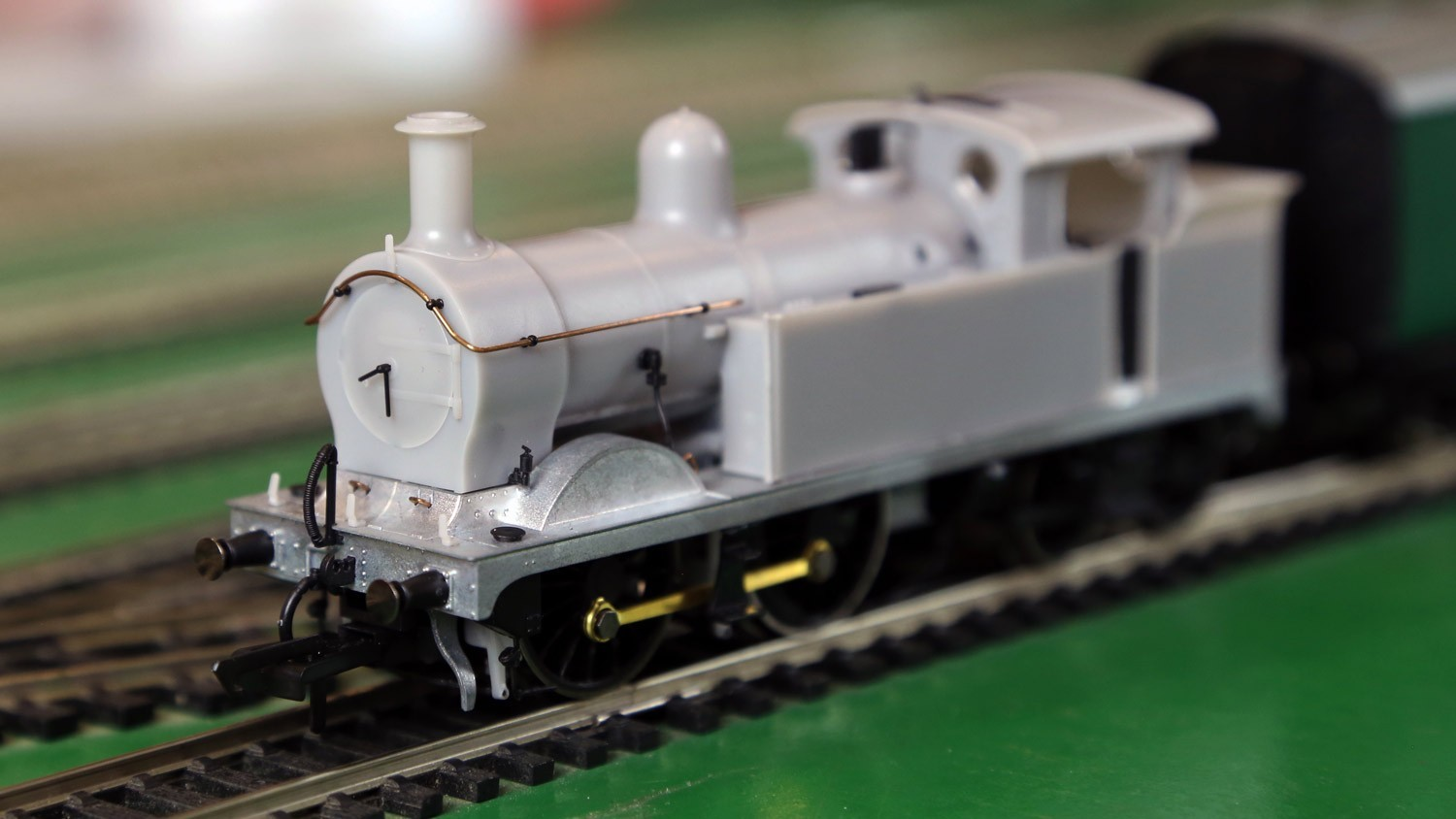 Hornby: Wainwright H Class 0-4-4T SECR image