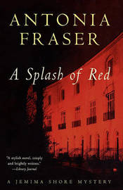 A Splash of Red by Antonia Fraser image