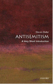 Antisemitism: A Very Short Introduction by Steven Beller image
