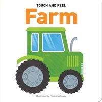 Touch & Feel Board Book Farm image