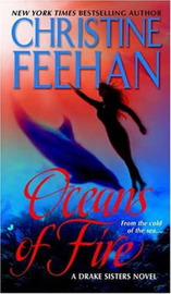 Oceans of Fire (Drake Sisters #3) (US Ed.) by Christine Feehan image