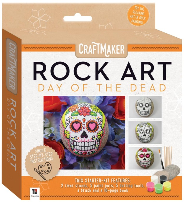 Craftmaker: Rock Art - Day of the Dead