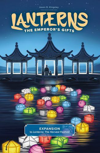 Lanterns: The Emperors Gifts - Expansion