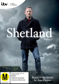 Shetland: Series 3 on DVD