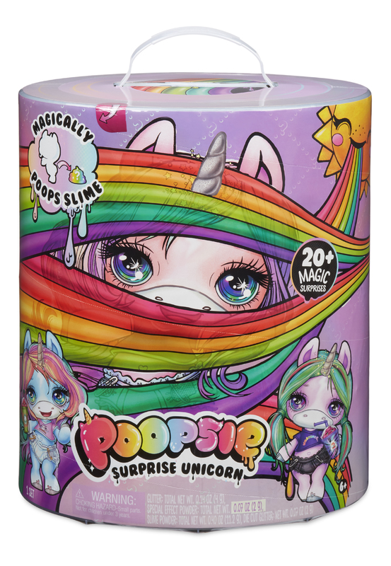 Rainbow Surprise: Surprise Unicorn S2 - Collectable Doll (Blind Box)