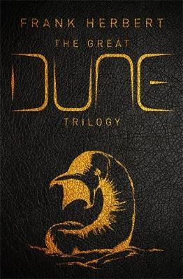 The Great Dune Trilogy by Frank Herbert image