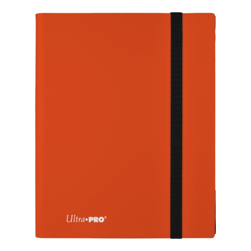 Ultra Pro: 9-Pocket Eclipse Pro Binder - Orange image
