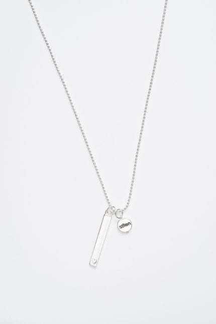 Stilen: Kadie silver necklace