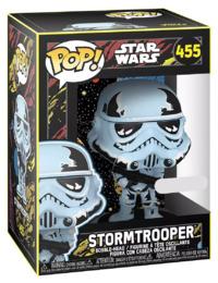 Star Wars: Stormtrooper (Retro) - Pop! Vinyl Figure