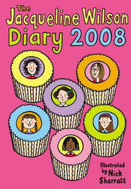 Jacqueline Wilson Diary 2008 by Jacqueline Wilson image
