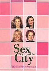 Sex And The City - Season 2 (3 Disc) on DVD
