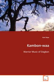 Kambon-Waa by Karl Haas image