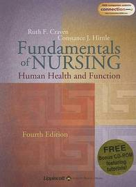 Fundamentals of Nursing: Human Health and Function by Constance J Hirnle image