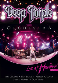 Deep Purple - Live At Montreux 2011 on DVD