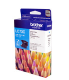 Brother Ink Cartridge LC73C (Cyan)