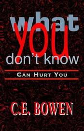 What You Don't Know by C E Bowen image