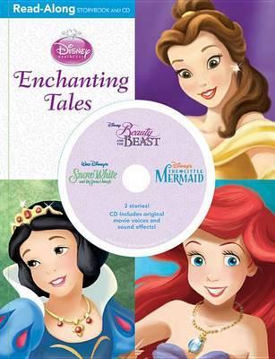 3-In-1 Read-Along Storybook: Enchanting Tales by Disney image