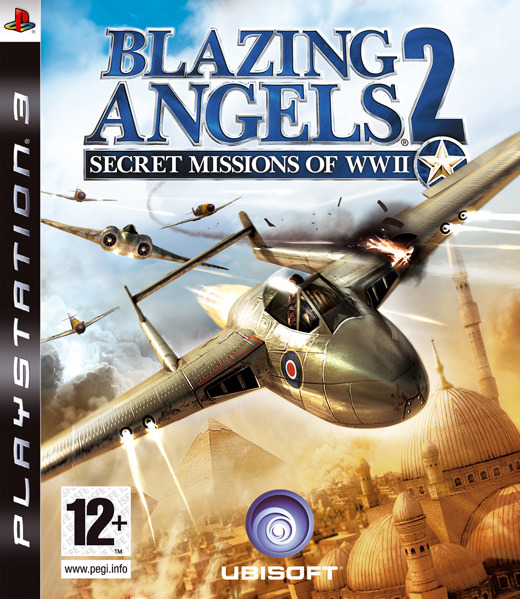 Blazing Angels 2: Secret Missions for PS3