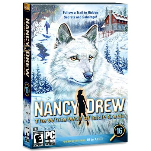 Nancy Drew The White Wolf of Icicle Creek for PC Games