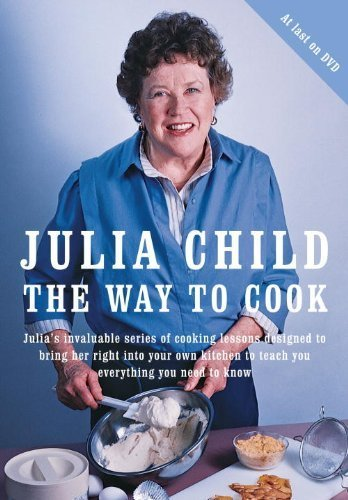 The Way to Cook DVD (NTSC) by Julia Child