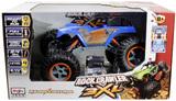 Maisto - RC Rock Crawler Monster Truck 3XL - Blue