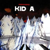 Kid A (LP) by Radiohead