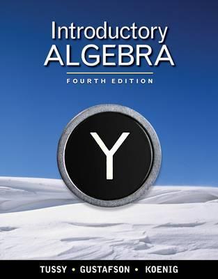 Introductory Algebra by R. Gustafson image