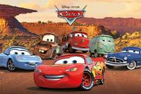 Disney Cars - Characters Maxi Poster (546)
