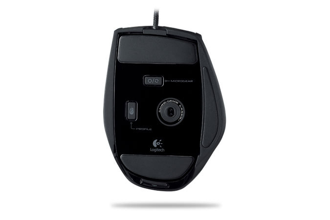 Logitech G9 Gaming Laser Mouse image