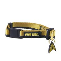 Star Trek: The Original Series Gold Uniform Cat Collar